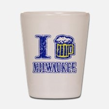 ilovemilwauk.png Shot Glass