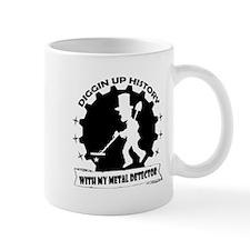 Diggin Up History Mugs