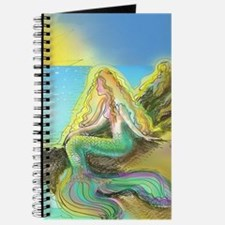 Colorful Mermaids Journal