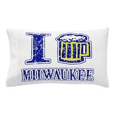 ilovemilwauk.png Pillow Case