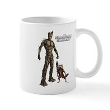 Groot Rocket Mug