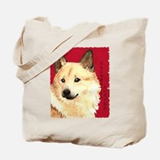Norwegian Buhund Tote Bag