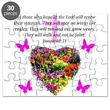 ISAIAH 40:31 Puzzle