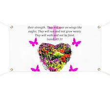 ISAIAH 40:31 Banner
