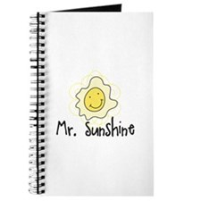 Mr Sunshine Journal