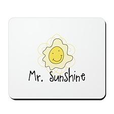 Mr Sunshine Mousepad