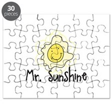 Mr Sunshine Puzzle