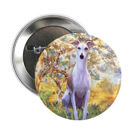 "Spring / Whippet 2.25"" Button (10 pack)"