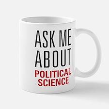 Political Science Mug
