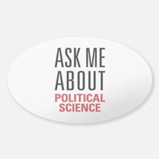 Political Science Decal