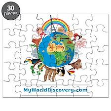 MyWorldDiscovery.com Puzzle