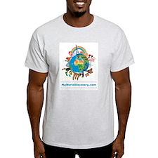 MyWorldDiscovery.com T-Shirt