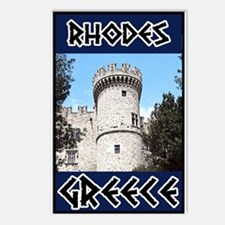 Rhodes Postcards (Package of 8)