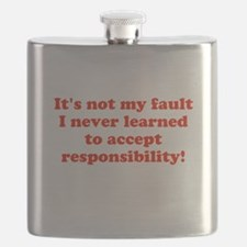 Not MY Fault! Flask