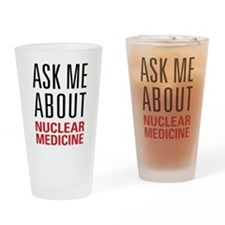 Nuclear Medicine Drinking Glass