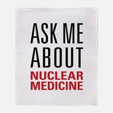 Nuclear Medicine Throw Blanket