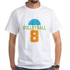 Volleyball player number 8 Shirt