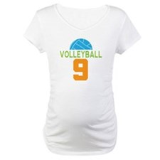 Volleyball player number 9 Shirt