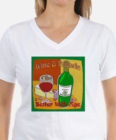 Friends Wine Shirt
