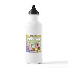 Bladder Control Nut Water Bottle