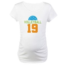 Volleyball player number 19 Shirt