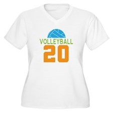Volleyball player T-Shirt