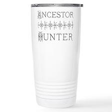Cute Genealogy Travel Mug