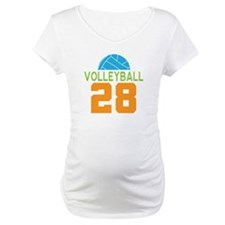 Volleyball player number 28 Shirt