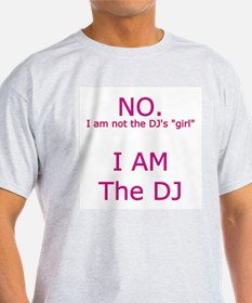 DJ Girl T-Shirt