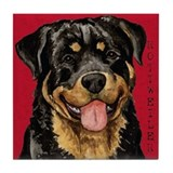 Rottweiler Drink Coasters