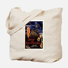 house on haunted hill Tote Bag