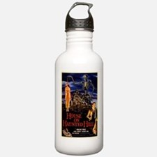 house on haunted hill Water Bottle