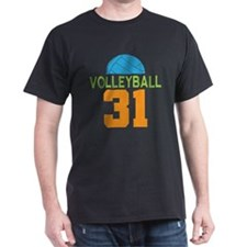 Volleyball player number 31 T-Shirt