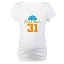 Volleyball player number 31 Shirt