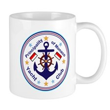 Monaco Yacht Club Mugs