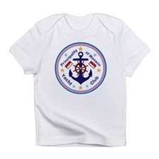 Monaco Yacht Club Infant T-Shirt