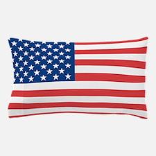 US Flag Pillow Case