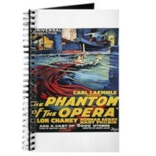 the phantom of the opera Journal