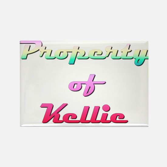 Property Of Kellie Female Magnets