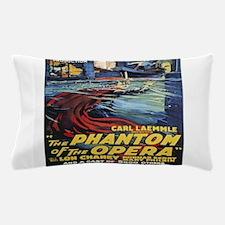 the phantom of the opera Pillow Case
