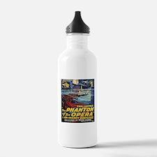 the phantom of the opera Water Bottle