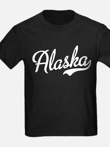Alaska White Script T