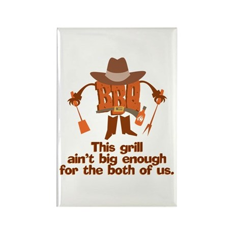 BBQ Gifts & T-shirts Rectangle Magnet (100 pack)