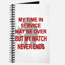 My Watch Never Ends 3 Journal