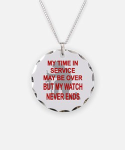 My Watch Never Ends 3 Necklace