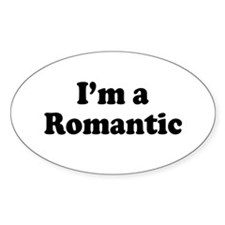 Im a Romantic: Decal