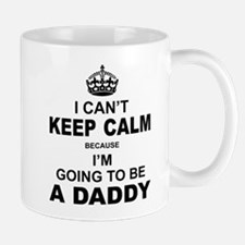 ....I am Going to be A Daddy Mugs