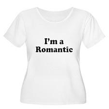 Im a Romantic: Plus Size T-Shirt