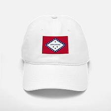 Arkansas State Flag Baseball Baseball Baseball Cap