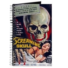 screaming skull Journal